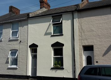 Thumbnail 2 bed terraced house for sale in Courtenay Road, St. Thomas, Exeter