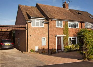 Thumbnail 4 bed semi-detached house for sale in Barnfield Crescent, Kemsing