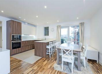 Thumbnail 2 bedroom flat to rent in Horizon House, Juniper Drive, Battersea Reach, Wandsworth, London