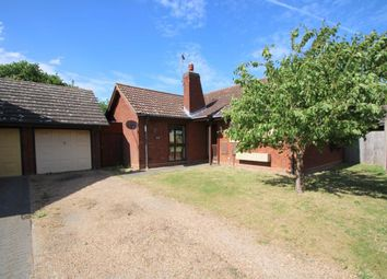 Thumbnail 2 bed bungalow to rent in Longacres, Feering, Essex