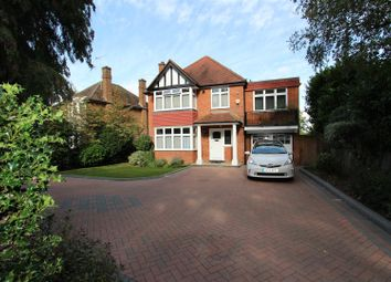 Thumbnail 5 bed detached house to rent in Warren Road, Ickenham, Uxbridge