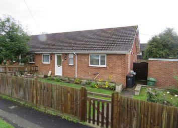 Thumbnail 2 bed semi-detached bungalow for sale in Brownhill Road, North Baddesley, Southampton