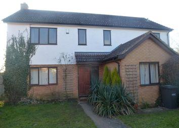 Thumbnail 4 bedroom detached house to rent in Kidmans Close, Hilton, Huntingdon