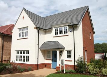 Thumbnail 4 bed property for sale in Sanderson Manor, Hauxton Meadows, Cambridgeshire