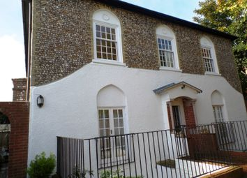 Thumbnail 1 bedroom flat to rent in St. Pauls Road, Chichester