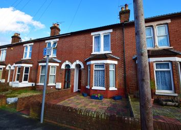 Thumbnail 3 bed terraced house for sale in Desborough Road, Eastleigh, Hampshire