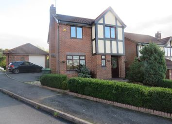 Thumbnail Detached house for sale in Wendover Road, Rowley Regis