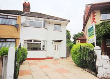 Thumbnail 3 bed semi-detached house for sale in Wayville Close, Mossely Hill, Liverpool