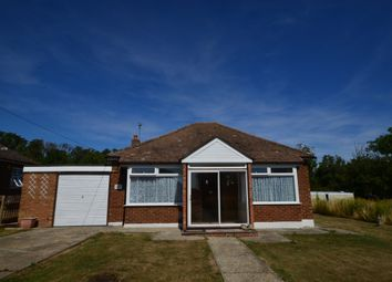 Thumbnail 1 bed bungalow to rent in Cliff Drive, Warden, Sheerness