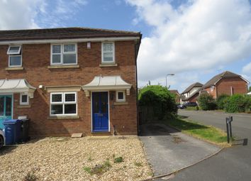 3 bed end terrace house for sale in Oakden Close, Bramshall, Uttoxeter ST14
