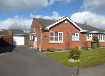 Thumbnail 2 bed semi-detached bungalow to rent in Bramble Close, Glenfield
