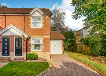 Thumbnail 2 bed semi-detached house for sale in Highgrove Close, York