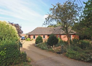 Thumbnail 4 bed detached house for sale in The Croft, Aston Tirrold, Didcot