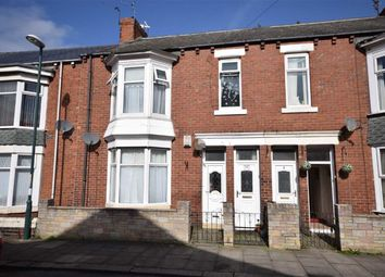 Thumbnail 2 bed flat for sale in Armstrong Terrace, South Shields