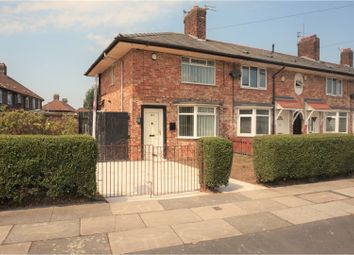 Thumbnail 2 bed end terrace house for sale in Woolfall Crescent, Liverpool