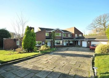Thumbnail 5 bed detached house for sale in Lynwood, Hale, Altrincham, Greater Manchester