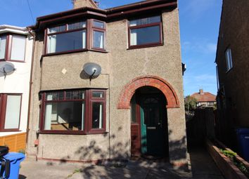 Thumbnail 3 bedroom semi-detached house to rent in Waveney Crescent, Lowestoft