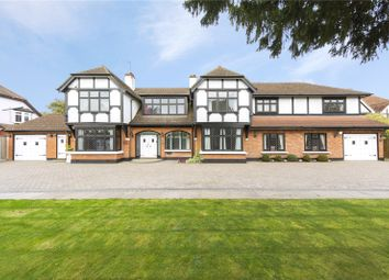 Thumbnail 7 bed detached house for sale in Herbert Road, Emerson Park, Hornchurch