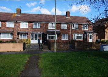 Thumbnail 3 bed terraced house for sale in Abbotstone Avenue, Havant