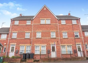 Thumbnail 4 bed town house for sale in Bulkington Road, Bedworth