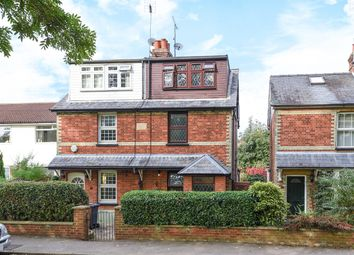Thumbnail 2 bed semi-detached house for sale in Stevenage Road, Walkern, Stevenage