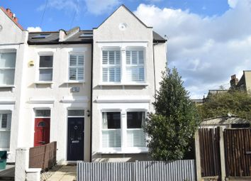 3 bed end terrace house for sale in Avondale Road, London SW19