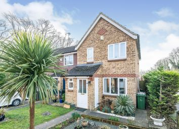 3 bed end terrace house for sale in Little Copse Chase, Chineham, Basingstoke RG24