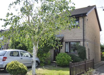 Thumbnail End terrace house for sale in Bavant Close, Stoke Canon, Exeter