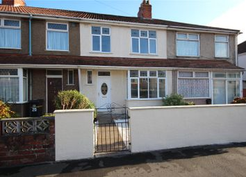 Thumbnail 3 bed terraced house for sale in Sandling Avenue, Horfield, Bristol