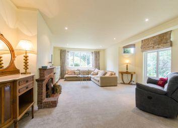 Thumbnail 5 bedroom property for sale in Cottenham Park, West Wimbledon