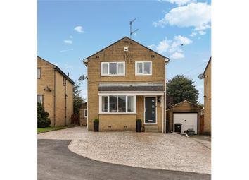 Thumbnail 4 Bedroom Detached House For Sale In Hillside View Sowerby Bridge