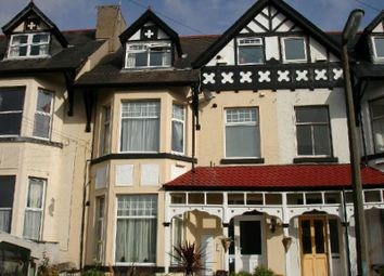 Thumbnail 2 bed flat to rent in Upper Promenade, Rhos On Sea, Colwyn Bay