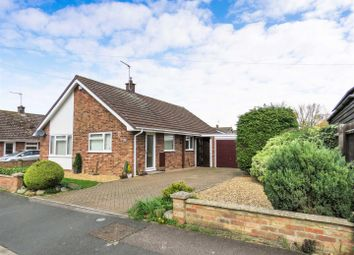 Thumbnail 2 bed detached bungalow for sale in Helens Close, Upwood, Ramsey, Huntingdon