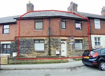 Thumbnail 4 bed terraced house for sale in Wirksmoor Road, New Mills, High Peak
