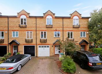 Thumbnail 4 bed town house for sale in Meadow Place, London, Greater London W4, Chiswick,