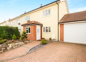 Thumbnail 3 bed semi-detached house for sale in Byron Road, Taunton
