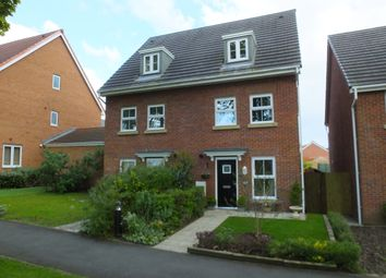 Thumbnail 4 bedroom triplex for sale in Saunton Walk, Buckshaw Village
