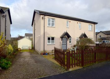 Thumbnail 3 bedroom semi-detached house for sale in Wallaceneuk, Kelso