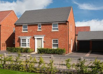 Thumbnail 4 bed detached house for sale in Plot 75, The Bradgate, Romans Quarter, Chapel Lane