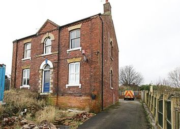 Thumbnail 4 bedroom detached house for sale in William Street, Eckington, Sheffield, Derbyshire