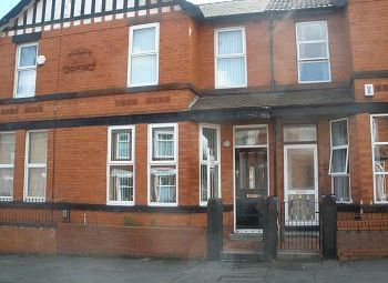 Thumbnail 4 bed terraced house to rent in Grange Road West, Birkenhead, Wirral