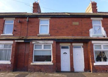 Thumbnail 2 bed terraced house for sale in Butts Road, Thornton-Cleveleys