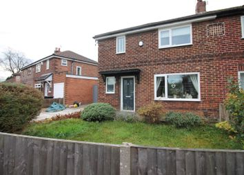 Thumbnail 3 bed semi-detached house for sale in Weston Avenue, Urmston, Manchester
