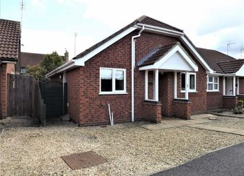 Thumbnail 2 bed semi-detached bungalow to rent in Lucetta Gardens, Spalding
