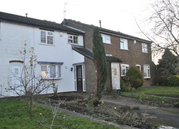 Thumbnail 3 bedroom terraced house to rent in Burton Close, Oadby