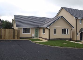 Thumbnail 3 bedroom detached bungalow for sale in Brock Close, Church Road, Wittering, Peterborough