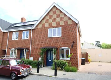 Thumbnail 2 bed end terrace house for sale in Orchid Drive, Hemel Hempstead
