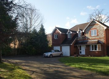 Thumbnail 5 bed detached house for sale in Cotswold Close, Esher