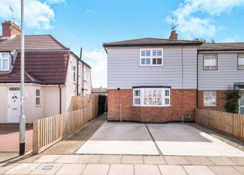 Thumbnail 3 bed semi-detached house for sale in Beatty Road, Ipswich
