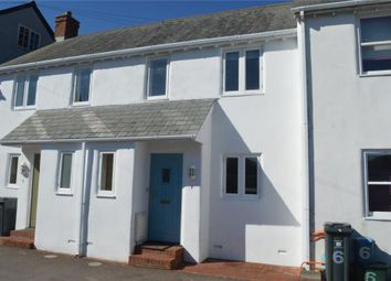 Thumbnail 2 bedroom terraced house to rent in Weatherill Court, Vine Passage, Honiton, Devon